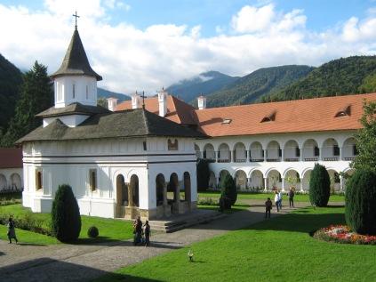 Manastirea Sambata de Sus