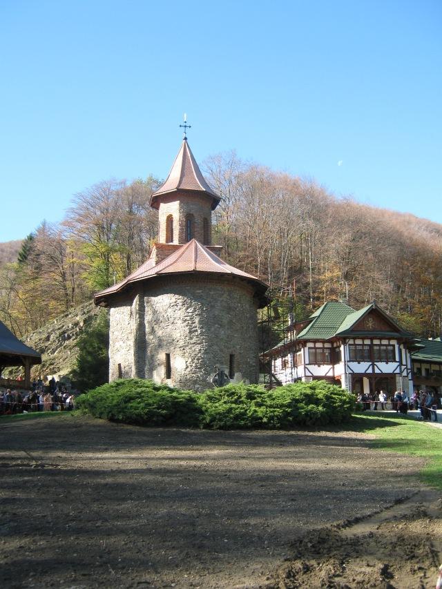 Manastirea Prislop - un loc binecuvantat de Dumnezeu