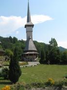 Barsana Monastery from Maramures - Romania