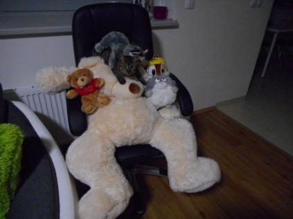 ... I like toys ... ( nu stiu ce patesti daca te vede Raluca :) ...