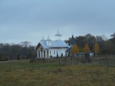 Manastirea Bucium - Comuna Sinca Jud Brasov