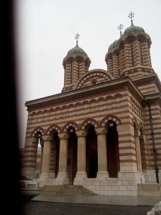 Catedrala Mitropolitana Sfantul Mare Mucenic Dimitrie - Craiova