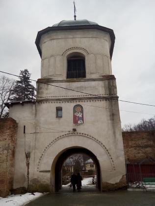... Manastirea Calui ...