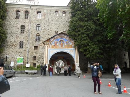 ... Manastirea Rila-Bulgaria ...