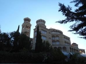 ... Manastirea Sf Nectarie-Eghina ...