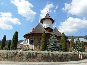 ... manastirea Petru Voda ...