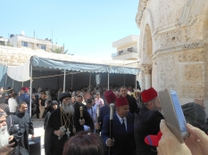 ... Patriarhul copt Tawadros ...