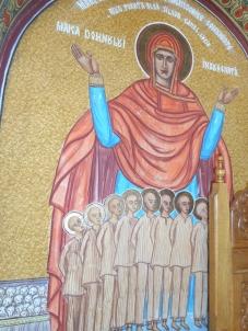 ... pictura, in semn de respect pentru cei ce au suferit in lagare si inchisori ...